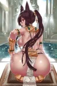 Hentai culote dediosa