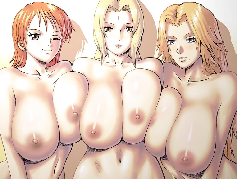 Hentai de Chicas Tetonas